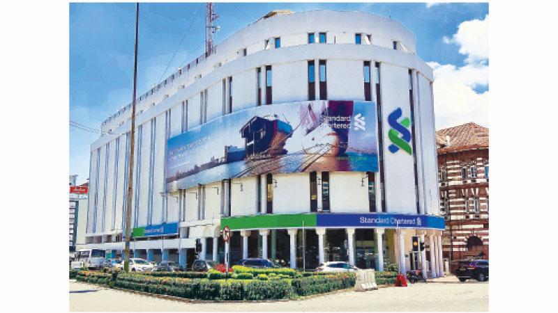 Standard Chartered Sri Lanka headquarters