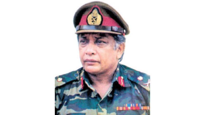 Lt. Gen. Denzil Kobbekaduwa