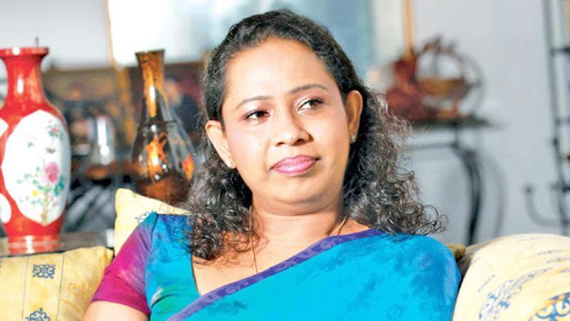 Former Health Minister Pavithra Wanniarachchi