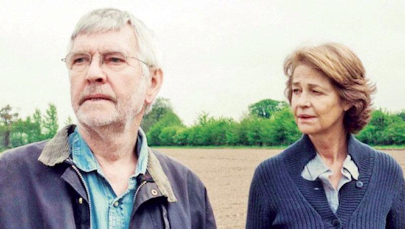 '45 Years' won Berlinale acting prizes for Tom Courtenay and Charlotte Rampling