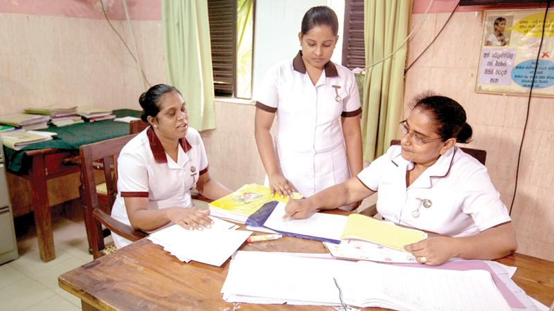 Women play a vital role in the healthcare sector