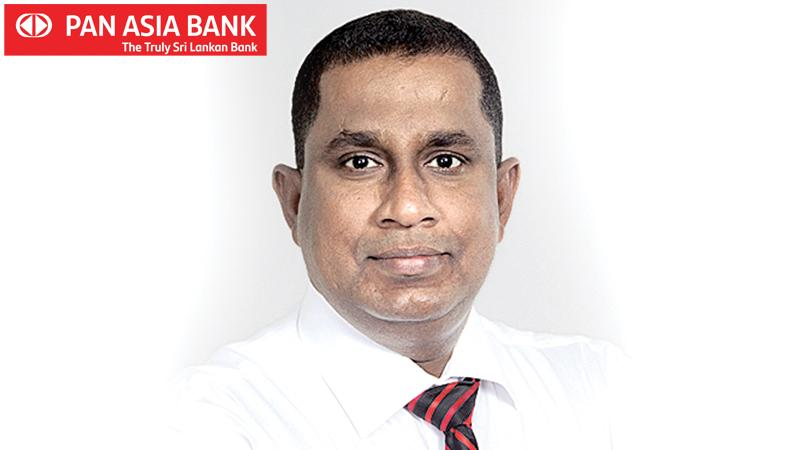 Assistant General Manager, Retail Credit of Pan Asia Bank, Shiyan Perera