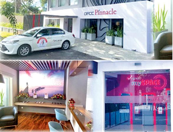 The relocated Kurunegala Branch was opened by DFCC Chairman Jegan Durairatnam,  CEO Lakshman Silva and Deputy CEO Thimal Perera.