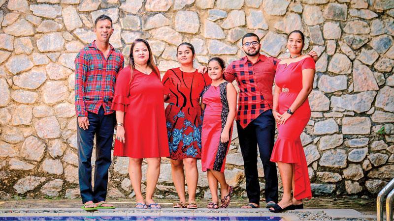 The Dharmasena family