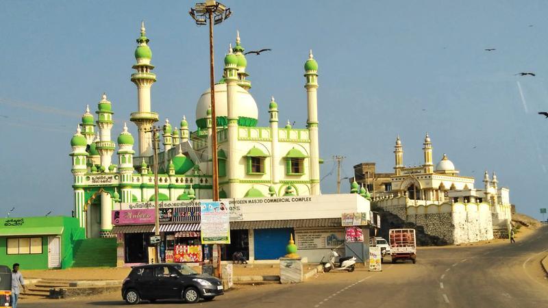 A Mosque in Thiruvanathapuram