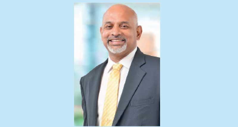 Chairman Prakash Schaffter