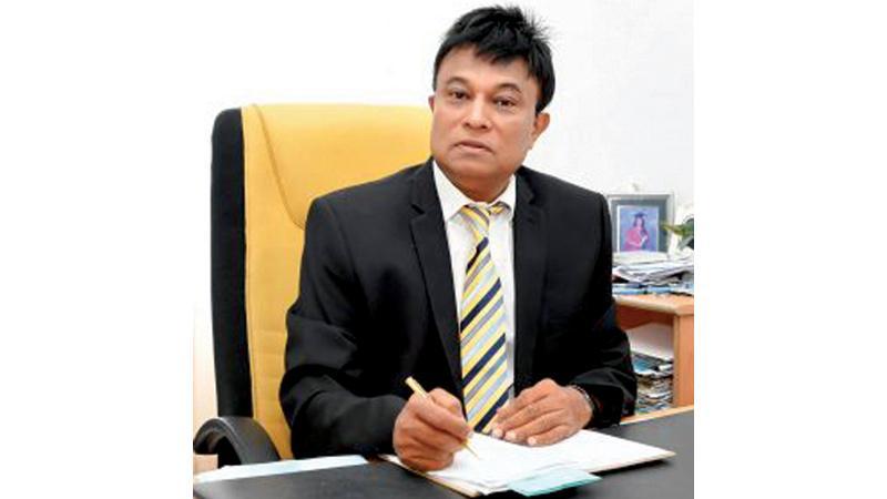 Chairman, Asia Lanka Hotel School, A.B. Lalith De Silva