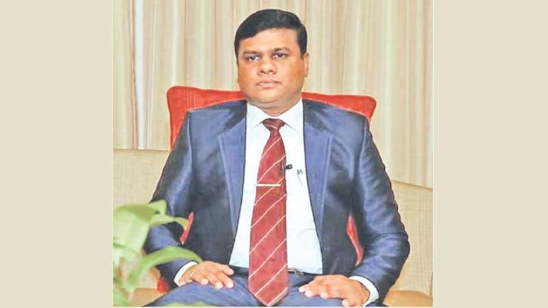President of the Sri Lanka Schools Cricket Association (SLSCA) Thilak Waththuhewa