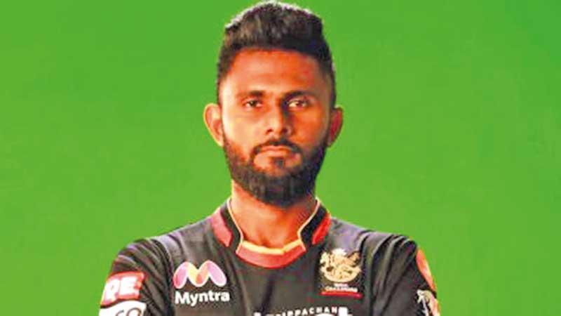 Isuru Udana the last at IPL