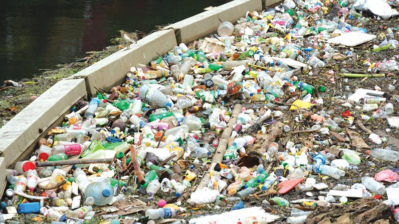 Since its installation in August 2020, the pilot 'Ocean Strainer' trash trap has prevented over 30,000 kg of waste from reaching the ocean through the Dehiwela canal mouth.