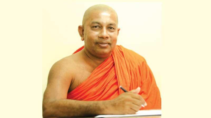 Ven. Prof. Induragare Dhammarathana Thera