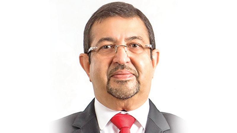 Chairman Asgi Akbarally