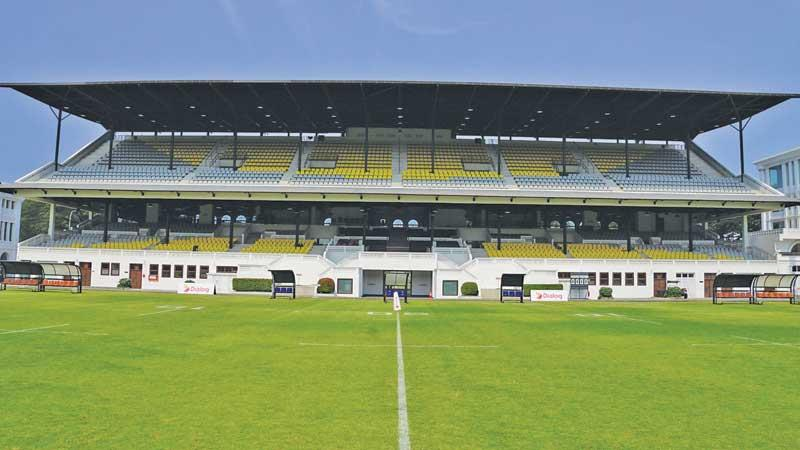 The Race Course ground now a hub for sports activities