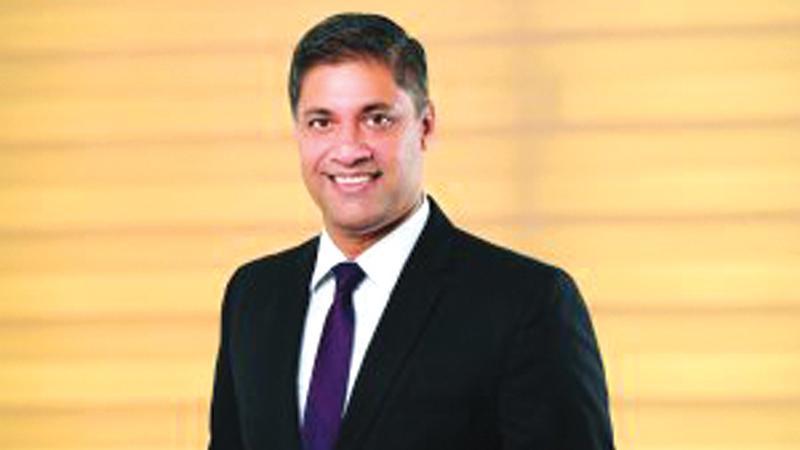 CEO Dilshan Wirasekara