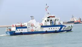 The Neduntharakai passenger vessel