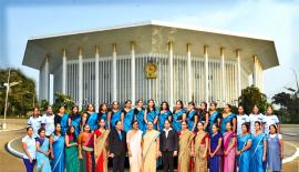 Participants at BMICH's International Women's Day program