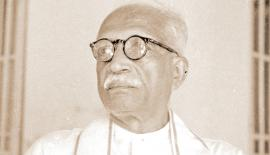 C. W. W. Kannangara     PIC: LAKE HOUSE MEDIA LIBRARY