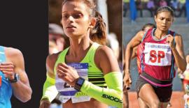 Anuradha Indrajith Cooray, the Buckinghamshire-based Lankan long distance champion,  had the honour of representing Sri Lanka in three Olympic Games