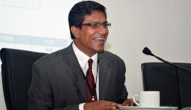 Anura de Silva President FFSL