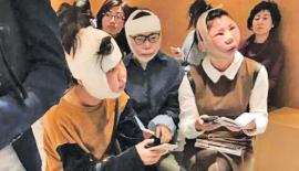 South Korea has become a popular destination for inexpensive plastic surgeries