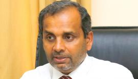 Prof. U. Anura Kumara    PIC: CHINTHAKA KUMARASINGHE