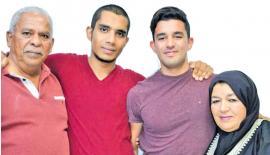 The Mahendrans - proud Sri Lankan Moroccans