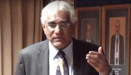 Dr. Indrajit Coomaraswamy