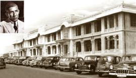 However, as governments have come and gone,  the memory of  D.R Wijewardene lives on at the Daily News and Lake House
