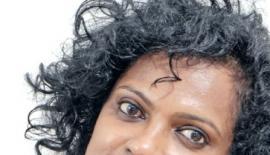 Dr.Lasanthi Manaranjanie    pix: Nissanka Wijerathne