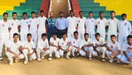 Sri Rahula College Cricket squad