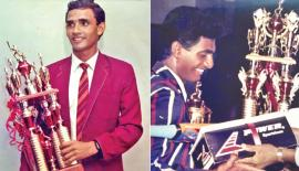 Past winners of the Observer Schoolboy Cricketer : Marvan Atapattu - 1990 and Muttaiah Muralitharan- 1991
