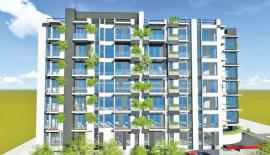 An artist's impression of  Everest Apartments