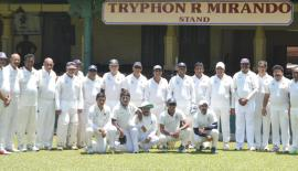 The triumphant Colombo Masters squad