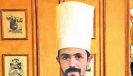 Chef Mickael Alexis