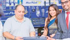 CMN Distributors Lanka is headed by Hasitha Goonasekera