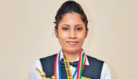 Aradhana Liyanage, Gold Excellence Award winner