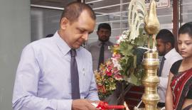 The opening of the Gold Loan VIP Centre at the LB Finance City Office in Colombo 3.