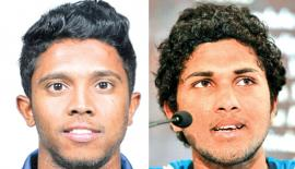 Kusal Mendis - Has been the most successful batsman in the Caribbean with an aggregate of 238 runs in four innings and Dinesh Chandimal - An aggregate 229 runs averaging 76.33 after the first two Tests