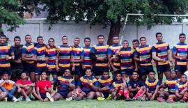 The Maliyadeva College rugby squad: Lahiru Daulagala, Himanka Dhananjaya, Dilshan Atapattu, Yeshan Madhushitha, Ishara Herath, Kelum Madhushanka, Malith Wijesundera, Sanju Herath, Pramujith Piyaratne, Rasith Sanjeewa, Gajitha Amerasinghe, Thakshila Piyatissa, Kaveen Dahanaka, Kaushalya Gunaweera, Danushka Ranasinghe, Shenal Tennakoon, Tharindu Indraratne, Bawantha Weerasekera, Mudujith Ekanayake, Sakun Jayasinghe, Deshan Pathiraja, Tharindu Didulanga, Sachintha Pallegedera, Hirush Wijekoon and Vikum Illanko