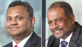 G. A. R. D. Prasanna and Nimal Tillekeratne