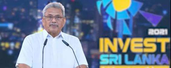 President Gotabaya Rajapaksa