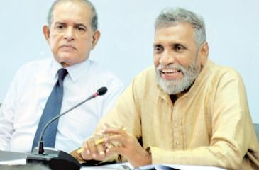 Election Commission Chairaman  Mahinda Deshapriya