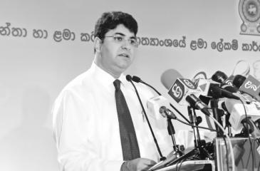 Managing Director Sri Lanka, Hemas FMCG, Rakesh Khosla