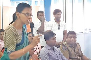 Gampaha Division Forest Officer Devani Jayathilaka unmoved by political pressure