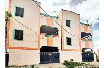 The house, Angoda Lokka, was living in, in Coimbatore.