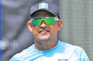 Former Sri Lanka opening batsman and ex-Sri Lanka head coach Marvan Atapattu who was adjudged the Observer Schoolboy Cricketer of the Year 1990