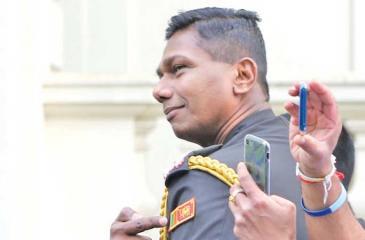 Major Gen Priyanka Fernando