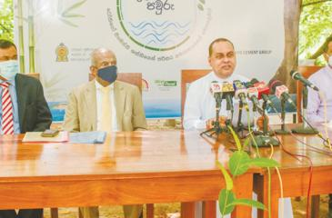 The launch of Ivura Rakina Pawura