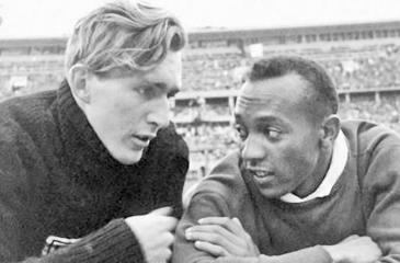 Jesse Owens and Luz Long epitome sportsmanship amid the brutal Nazi Regime