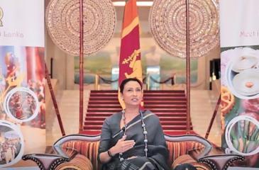 Ms. Kimarli Fernando, Chairperson, Sri Lanka Tourism